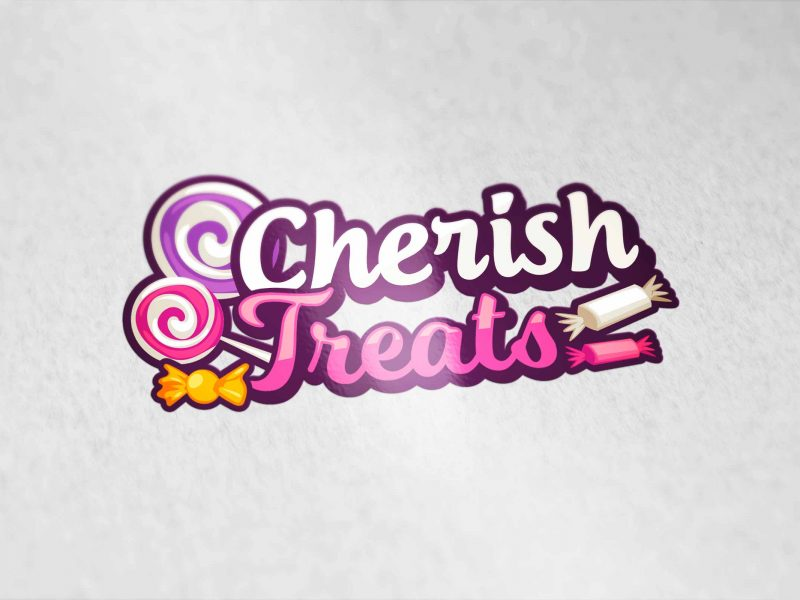 cherish_treats_logo_mockup